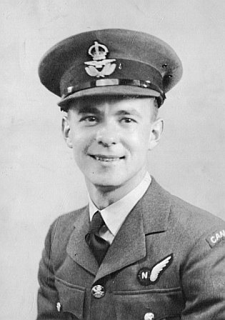 Paul Beaudet DFC