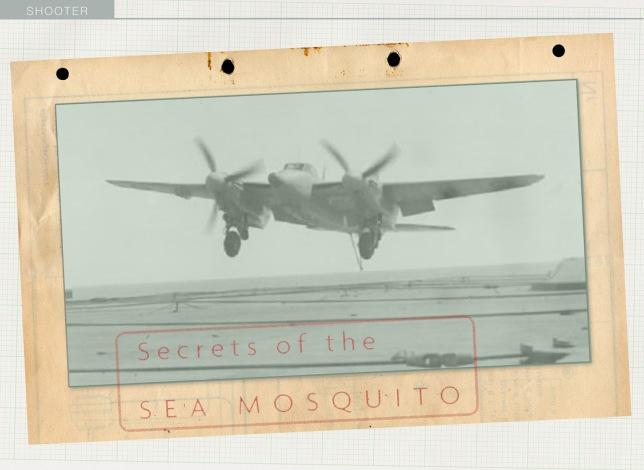 Sea Mozzie Title